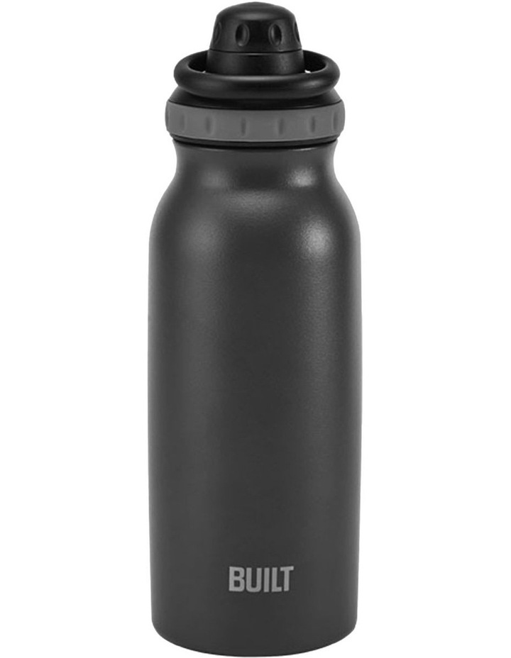 Prospect Double Wall Vacuum Insulated Bottle 950ML Charcoal image 1