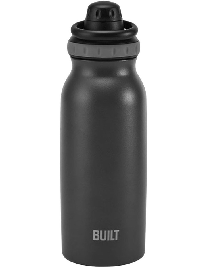Prospect Double Wall Vacuum Insulated Bottle 950ML Charcoal image 3