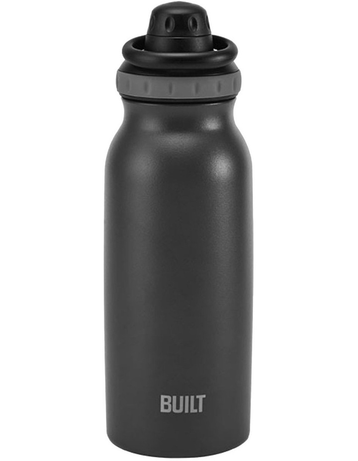 Prospect Double Wall Vacuum Insulated Bottle 950ML Charcoal image 4