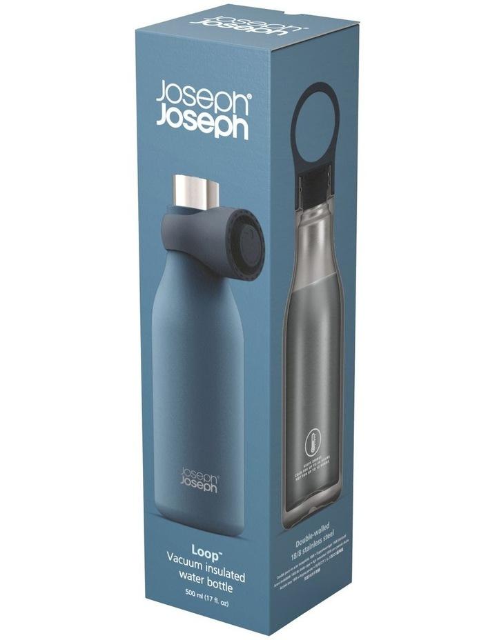 Loop Water Bottle 500ml (17oz) - Blue image 2