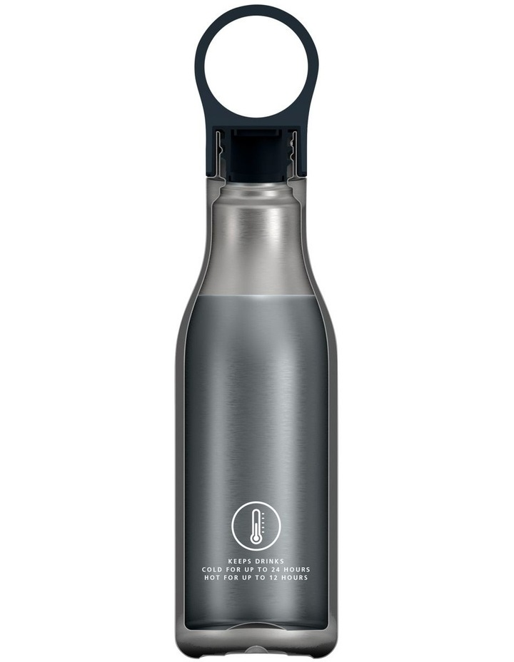 Loop Water Bottle 500ml (17oz) - Blue image 5