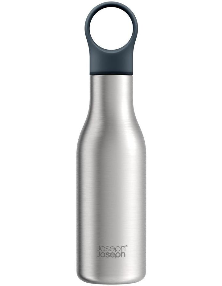 Loop Water Bottle 500ml (17oz) - Brushed/Anthracite image 1