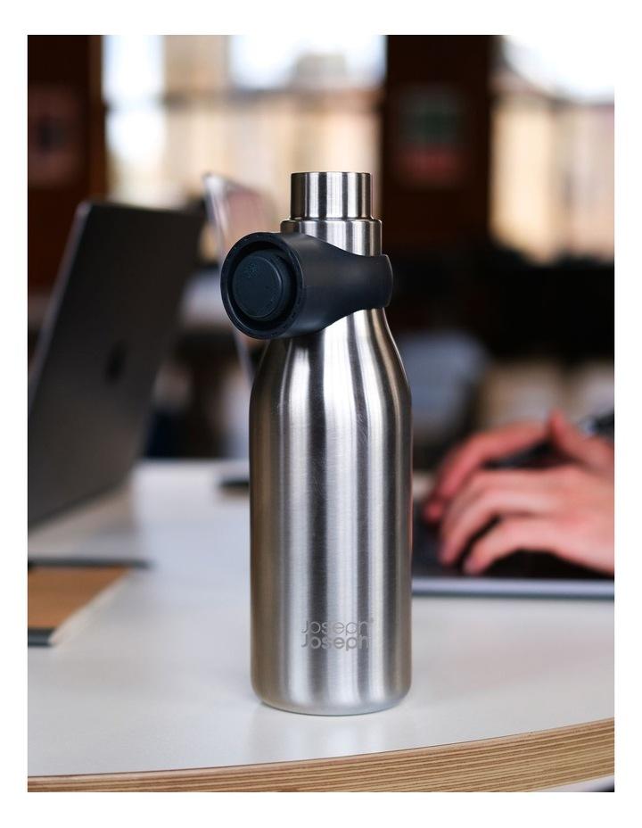 Loop Water Bottle 500ml (17oz) - Brushed/Anthracite image 4