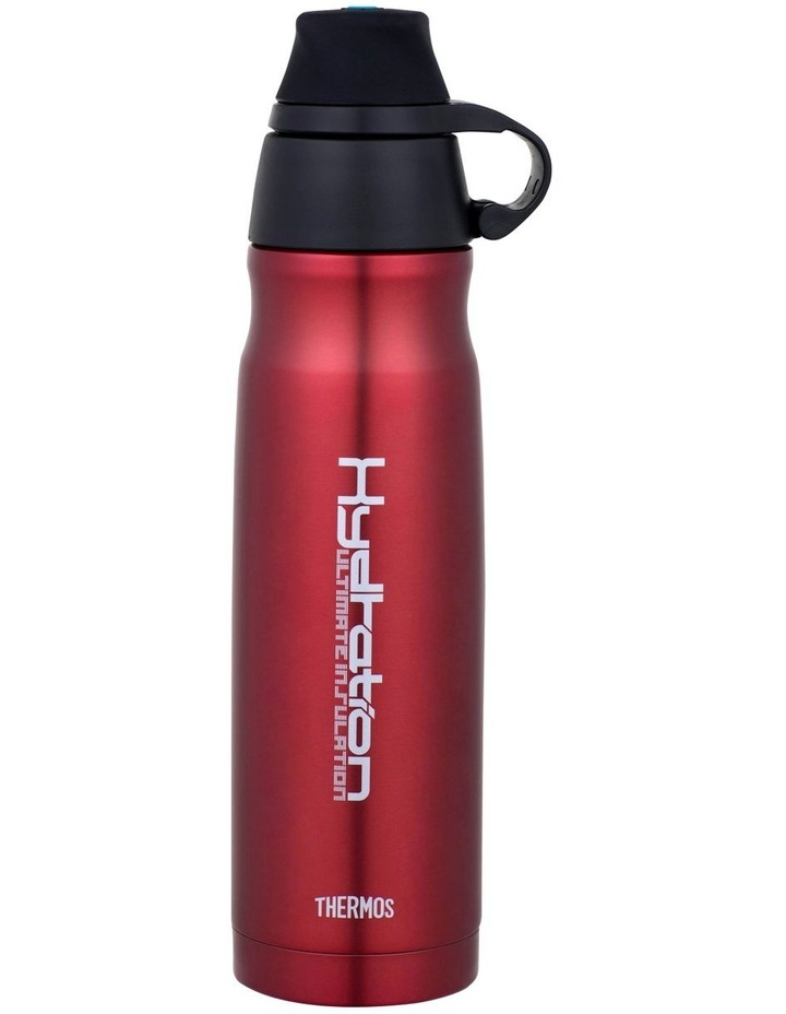 Vacuum Insulated Hydration Bottle 500ml - Red image 1
