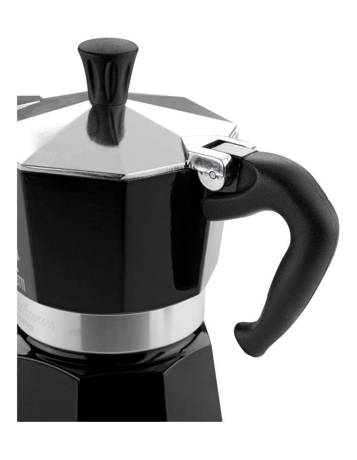 Moka Express Black 6 cup image 5