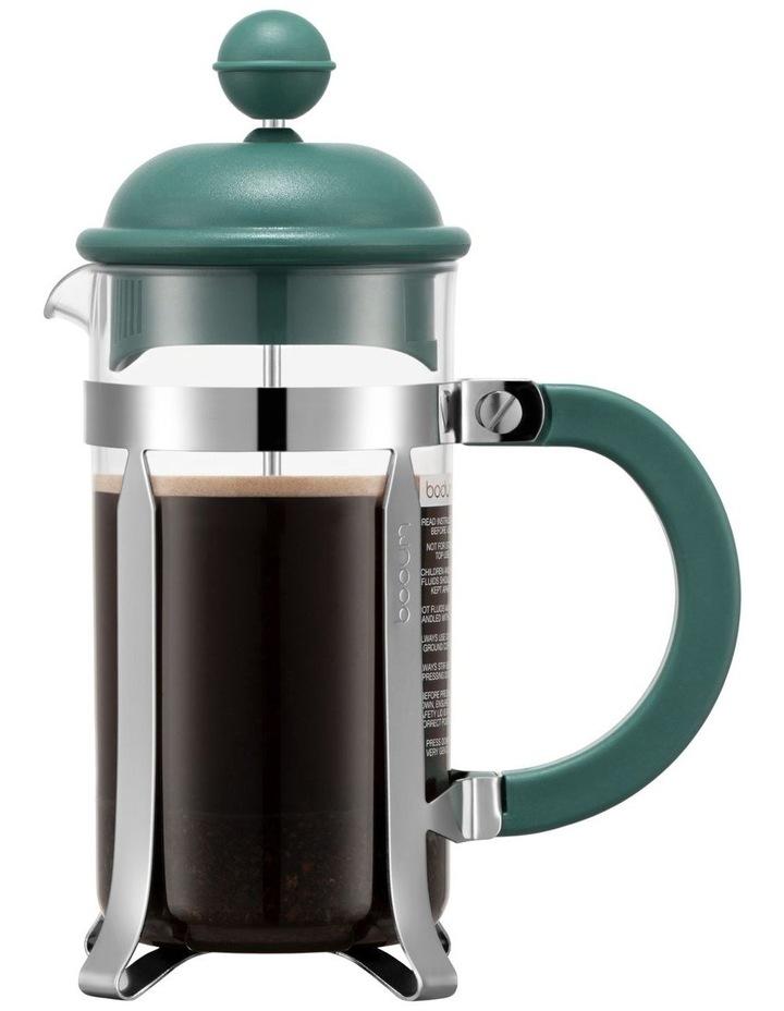 Caffettiera Coffee Maker 3 Cup 0.35l/12oz, Plastic Beaker - Forest image 1