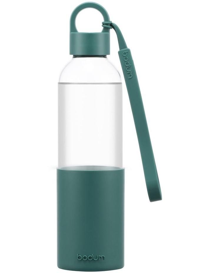 Melior Water Bottle Glass Forest 0.5 Litre image 2
