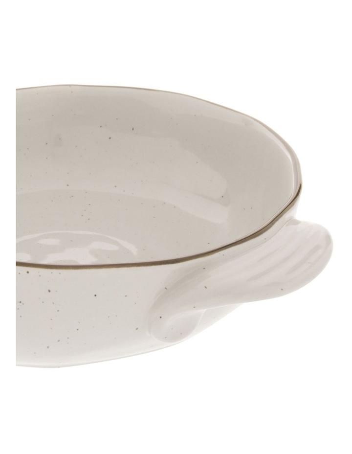 Cygnet 40cm Oval Baker -White image 2