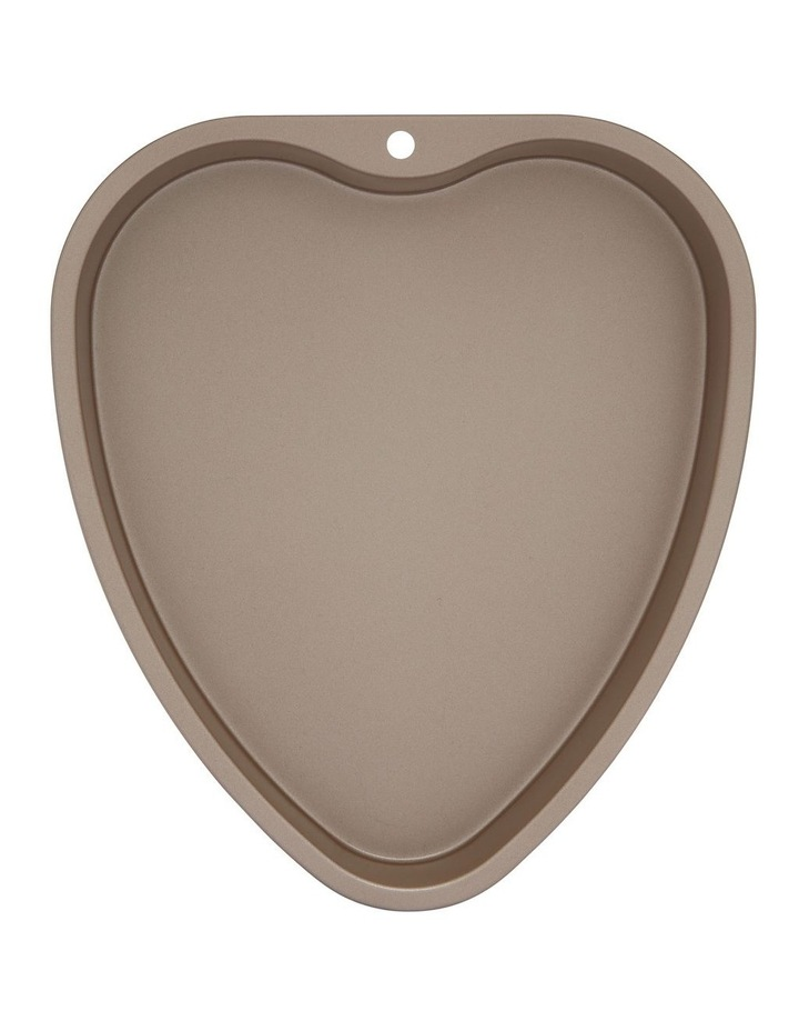 Luxe Heart Shaped Cake Pan image 1