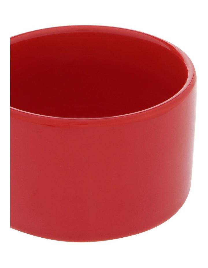 Christmas Ramekins in Red - Set Of 4 image 2