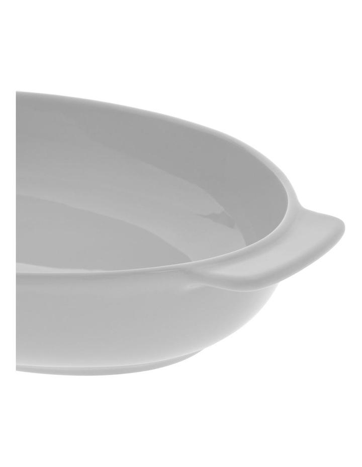 Esperance Oval Baker in Cream image 2