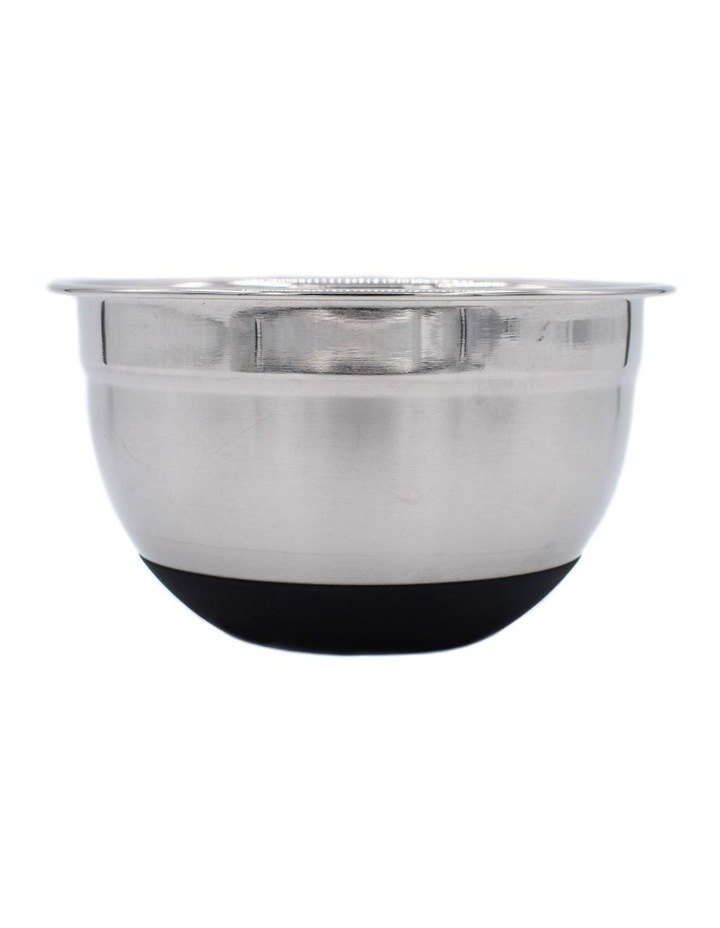 Non-Slip Stainless Steel Mixing Bowl 18cm image 1