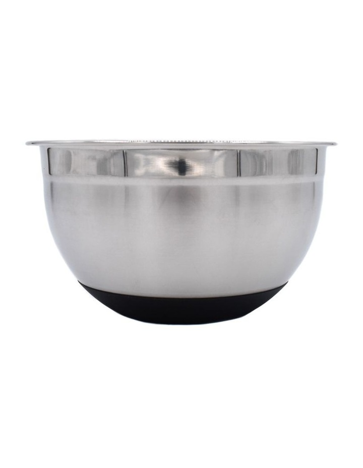 Non-Slip Stainless Steel Mixing Bowl 22cm image 1