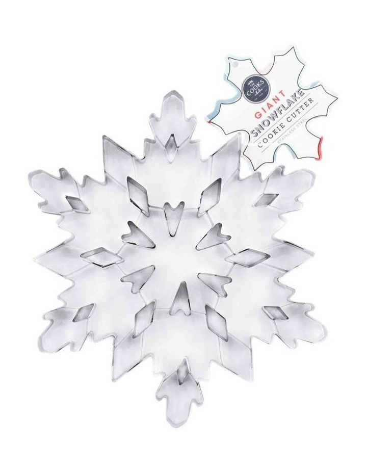 Giant Snowflake Cookie Cutter image 1