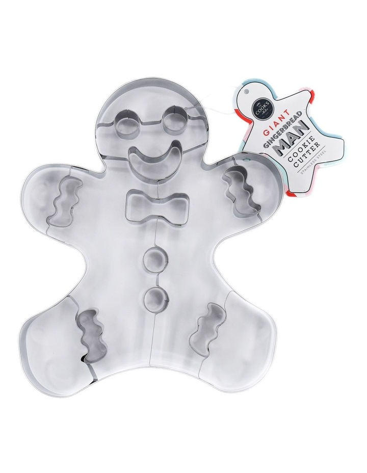 Ginger Bread Man Cookie Cutter image 1