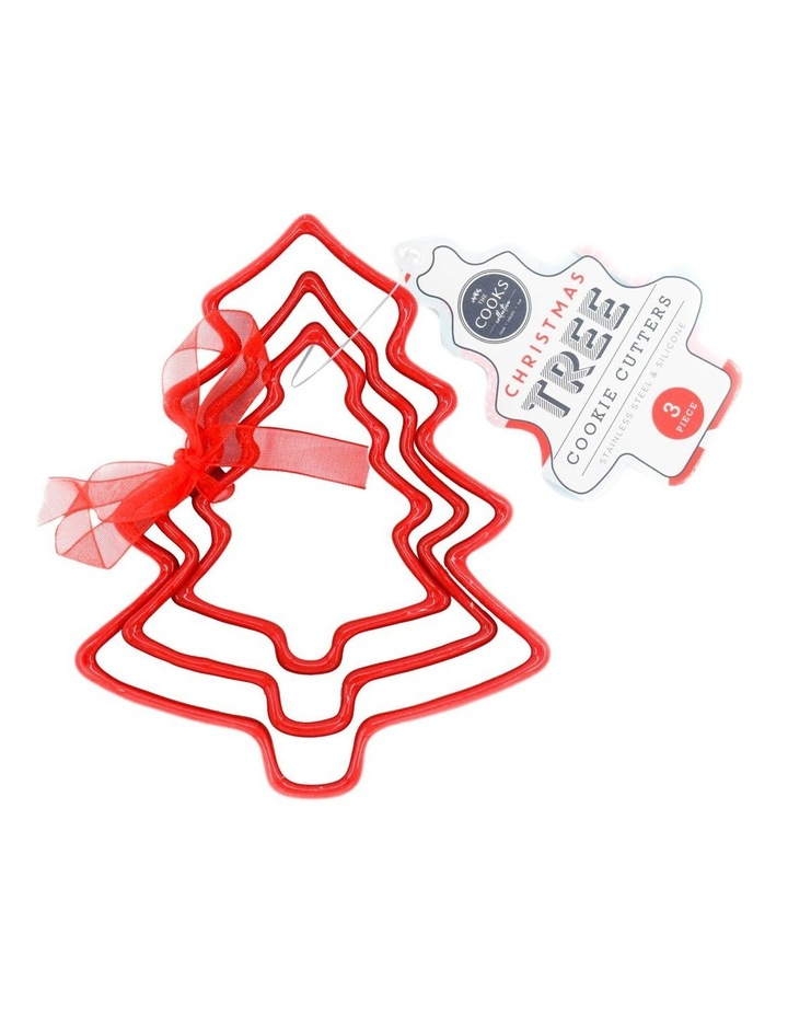 Christmas Tree Cookie Cutters - Set of 3 image 1