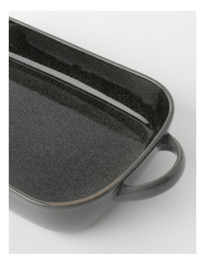 Esperance Rectangular Baker - Charcoal image 3