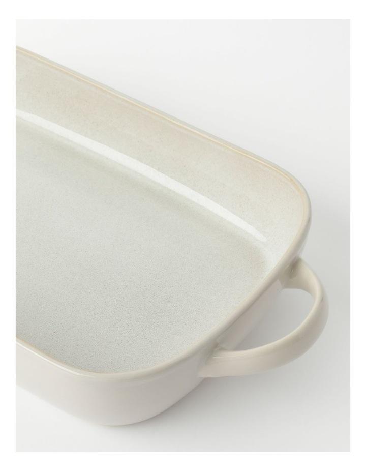 Esperance Rectangular Baker - Cream image 2