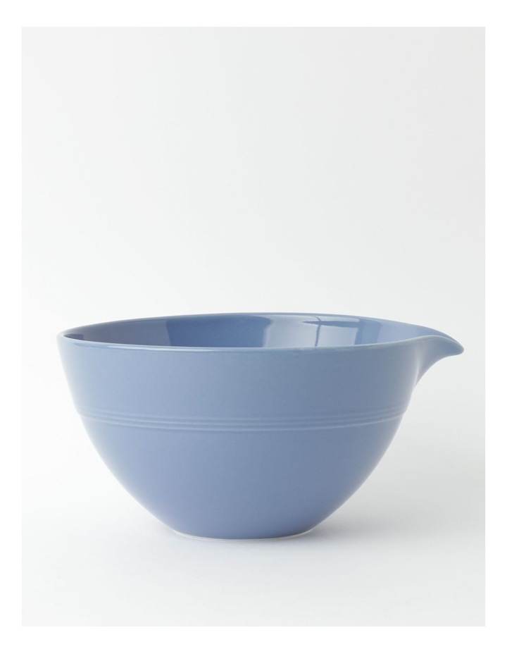 Avenue Small Mixing Bowl Blue image 1