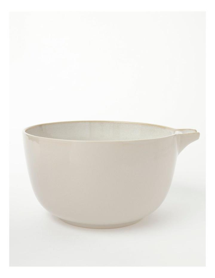 Esperance Mixing Bowl Cream 24.5cmx14cm image 1