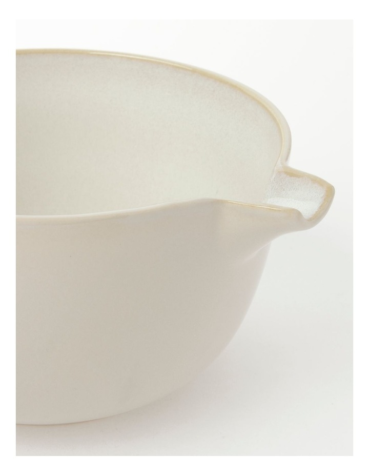Esperance Mixing Bowl Cream 24.5cmx14cm image 3
