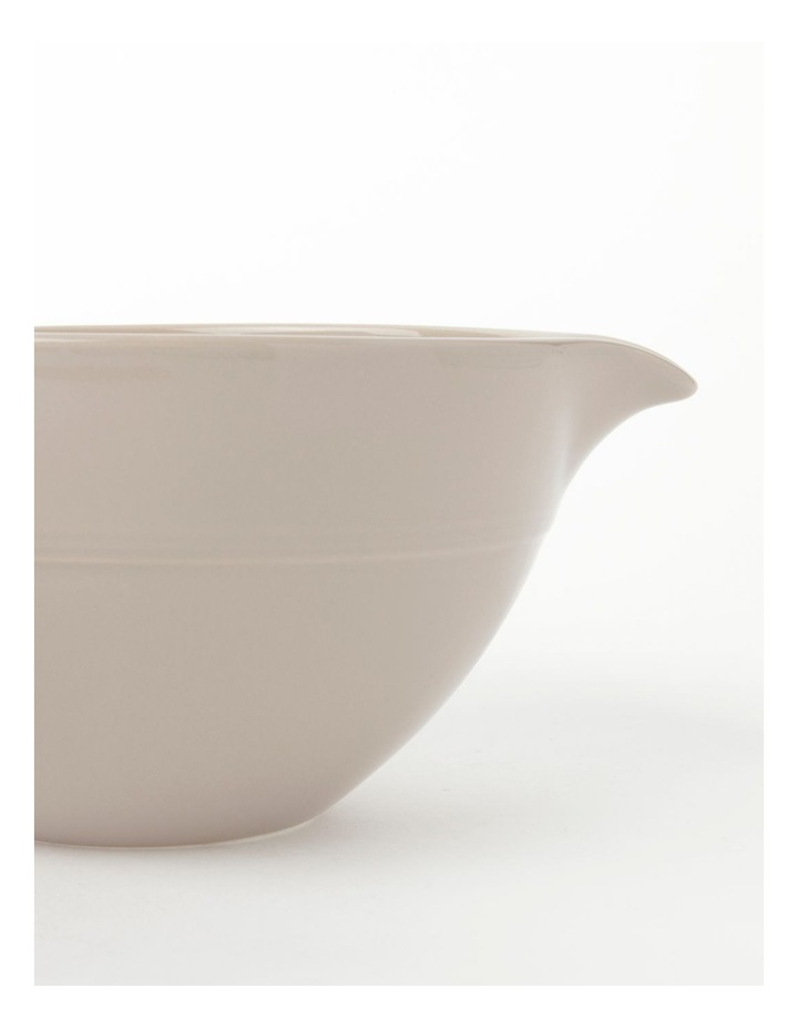 Avenue Small Mixing Bowl Taupe image 2