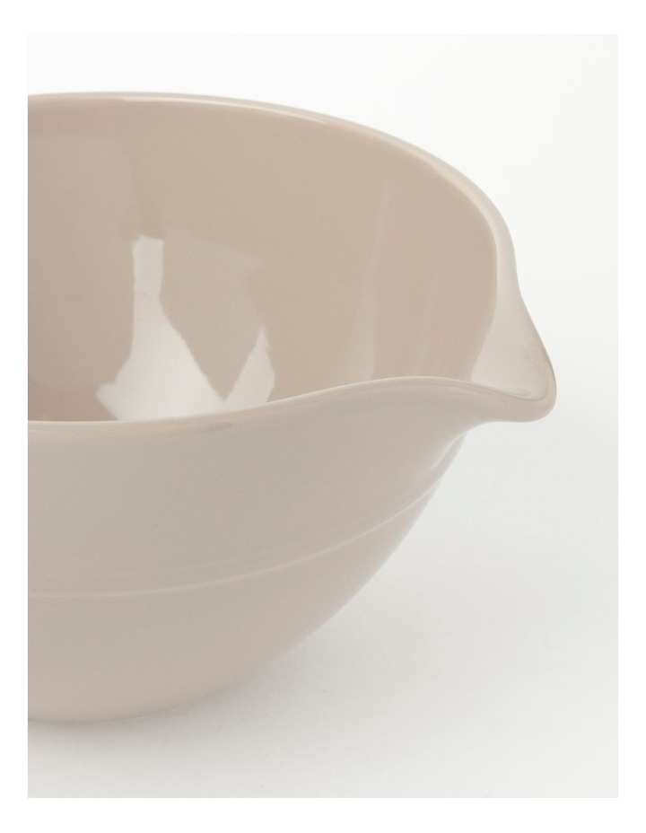 Avenue Small Mixing Bowl Taupe image 3