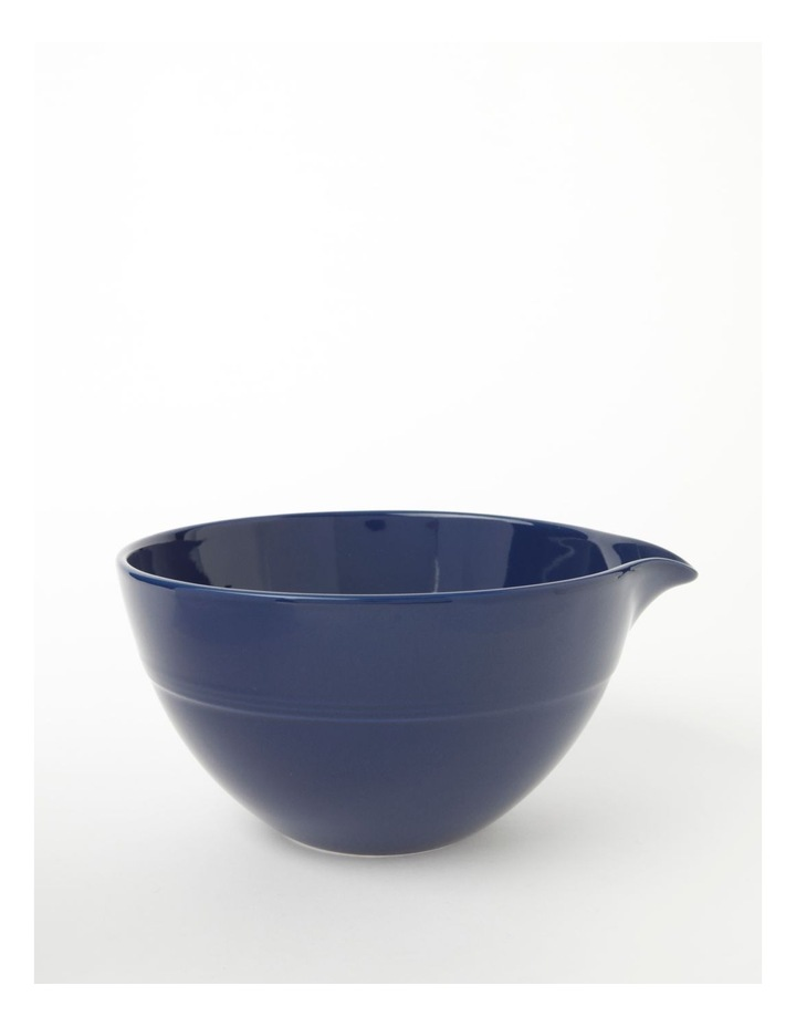 Avenue Small Mixing Bowl Indigo image 1