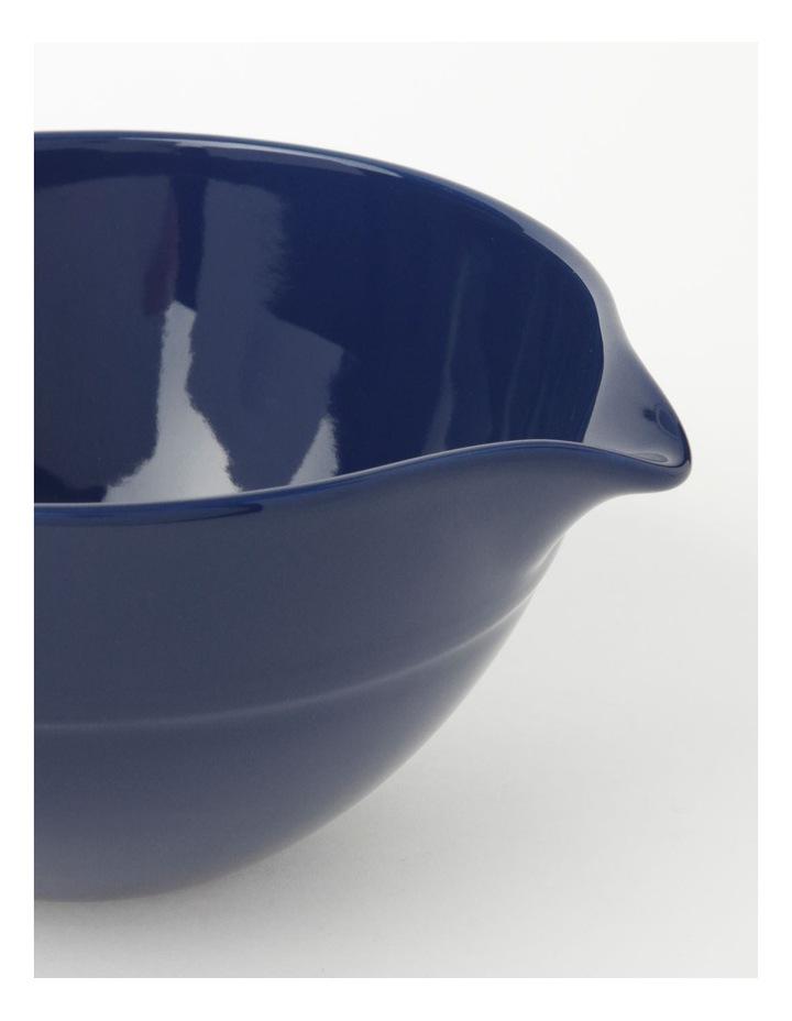 Avenue Small Mixing Bowl Indigo image 3