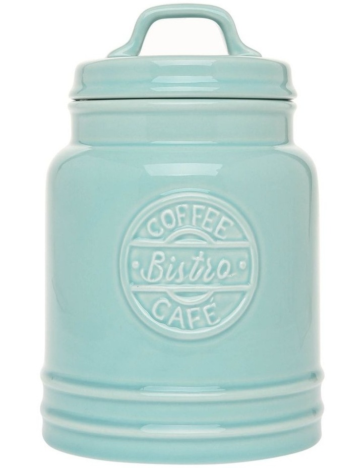 Mint Provincial Coffee Canister image 1