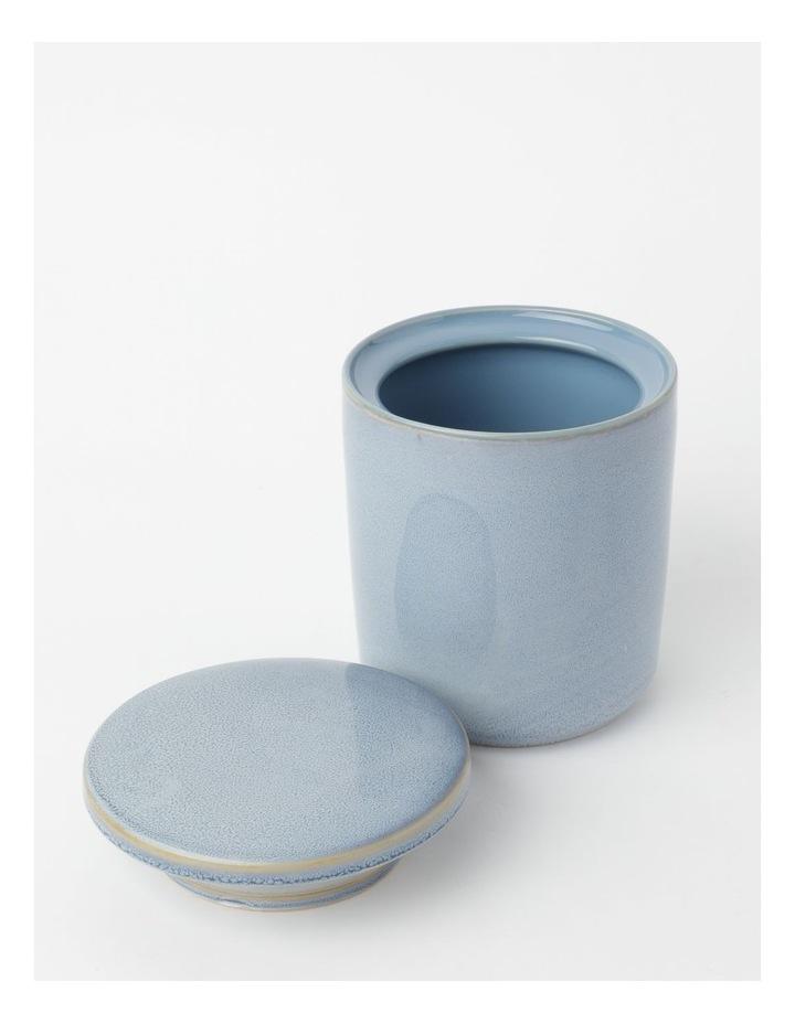 Esperance Large Storage Jar Pale Blue image 2