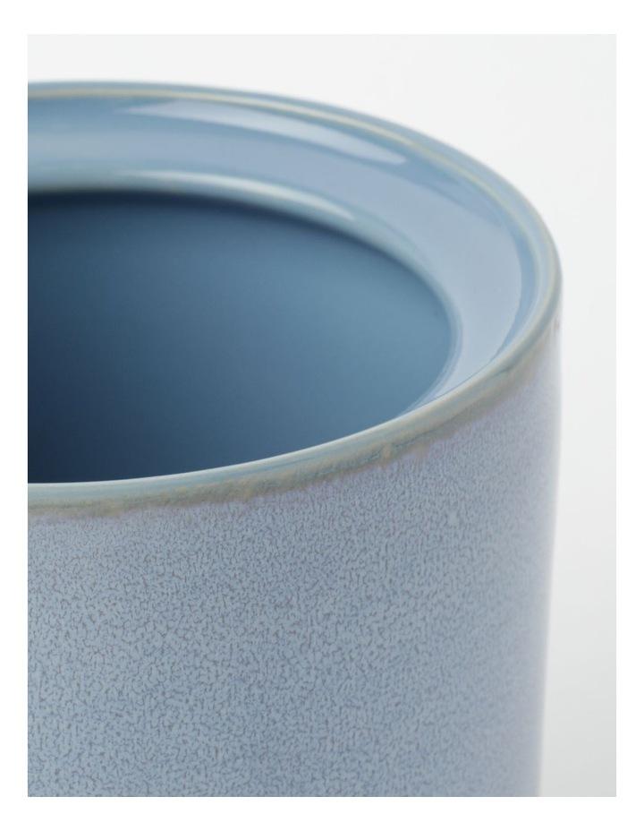 Esperance Large Storage Jar Pale Blue image 3