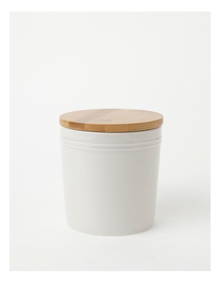 Avenue Small Storage Jar Grey image 1