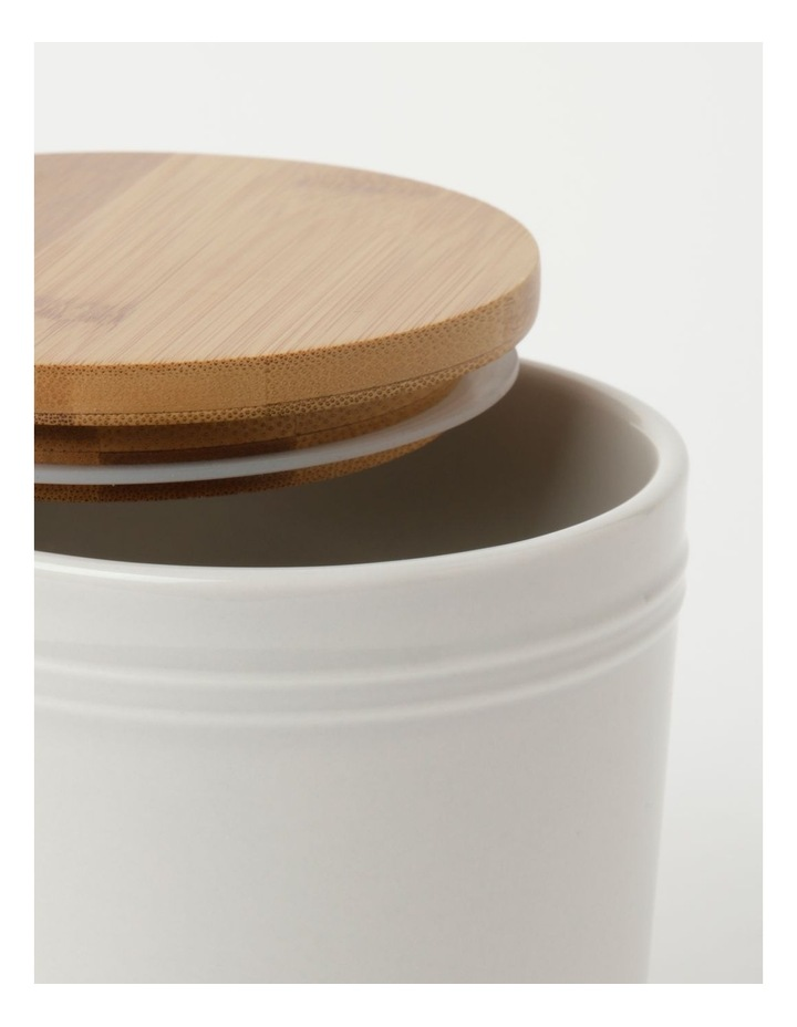 Avenue Small Storage Jar Grey image 2