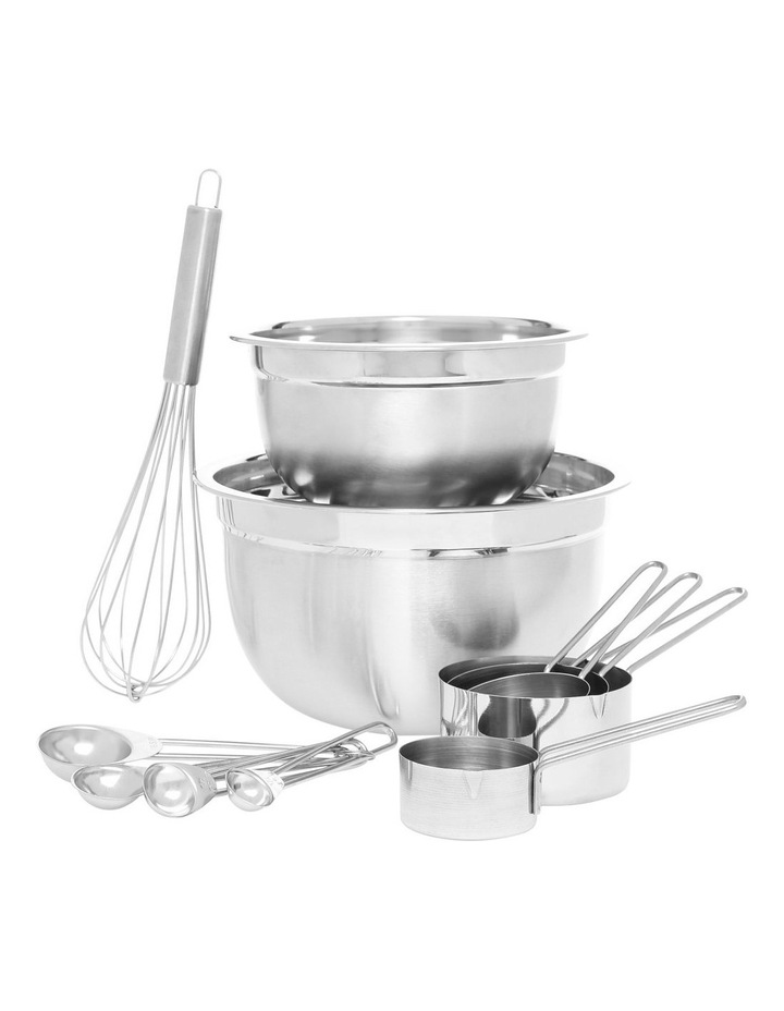 Stainless Steel 24 Piece Cookware Set image 3
