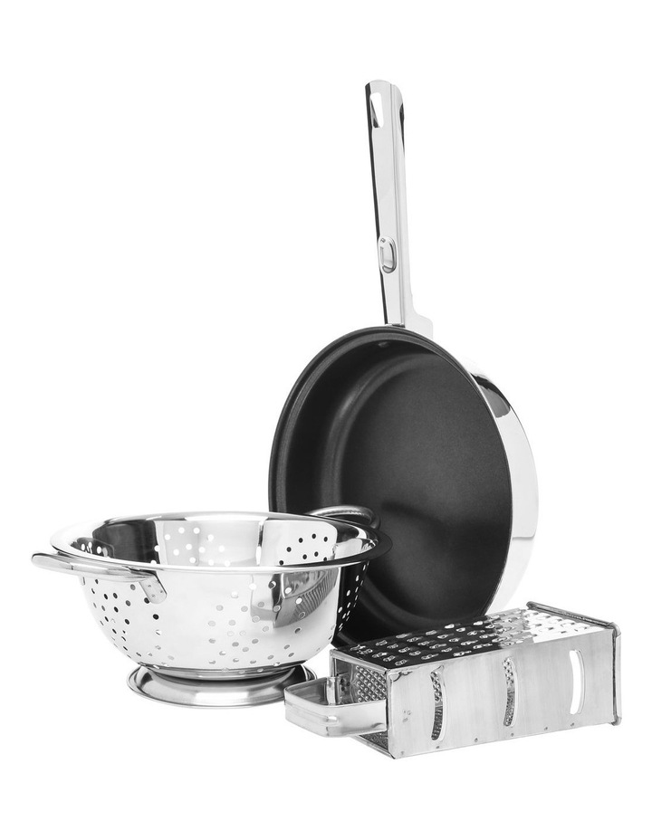 Stainless Steel 24 Piece Cookware Set image 4