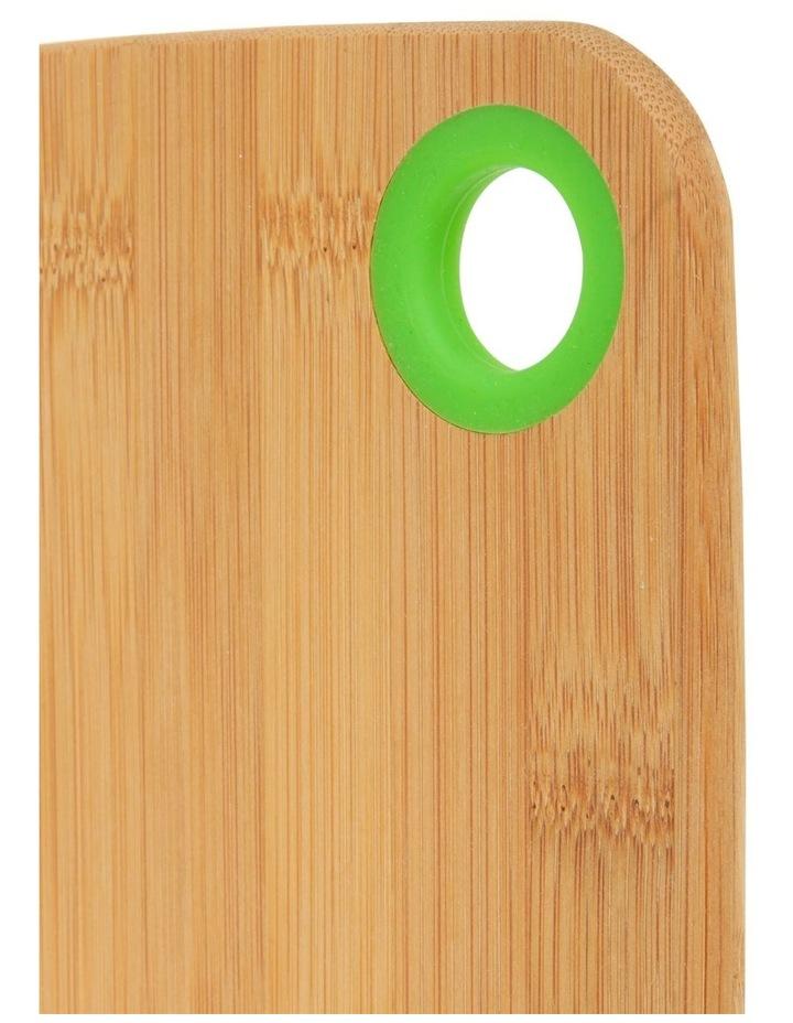 24x14.5x.9cm Bamboo Chopping Board image 2