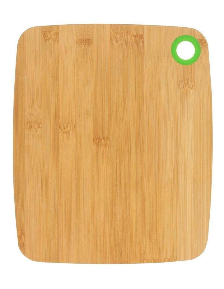 30x25x.9cm Bamboo Chopping Board image 1