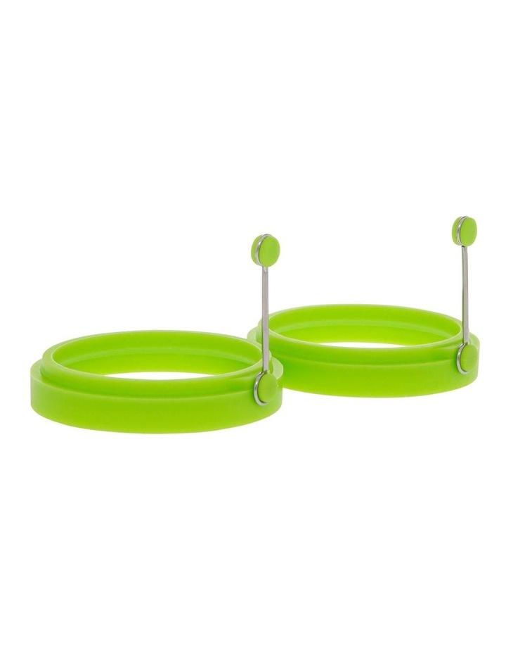 Set of 2 Egg Rings image 2