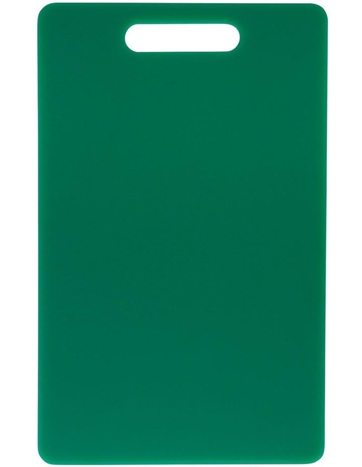Chopping Board Medium Green 40 x 25cm image 1