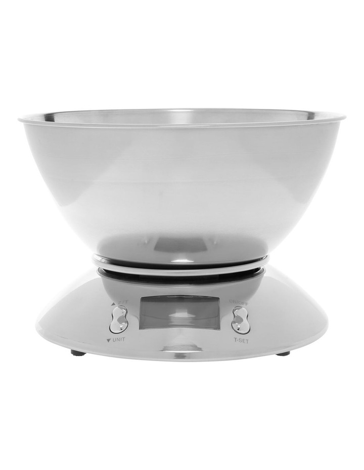 Stainless Steel Electronic Kitchen Scale image 1