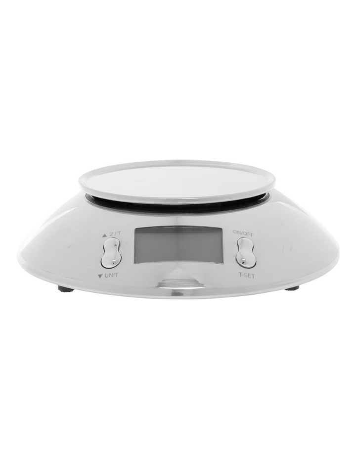 Stainless Steel Electronic Kitchen Scale image 2