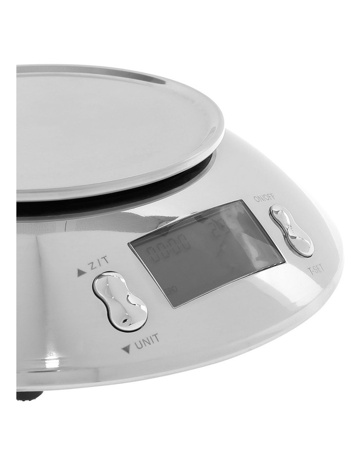 Stainless Steel Electronic Kitchen Scale image 3