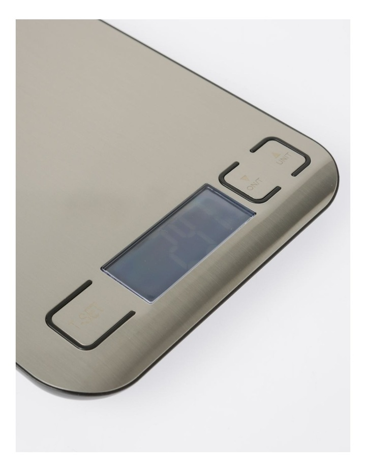 Stainless Steel Battery Scale image 3