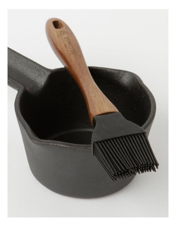 BBQ Basting Pot and Brush image 2