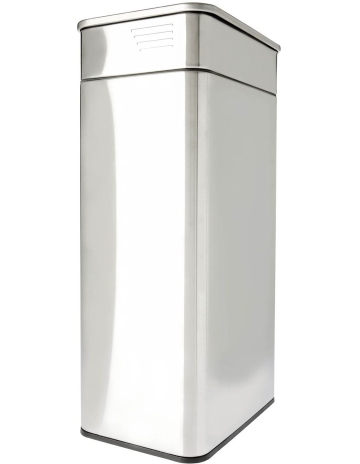 Stainless Steel Rubbish Bin Tower 30L image 2