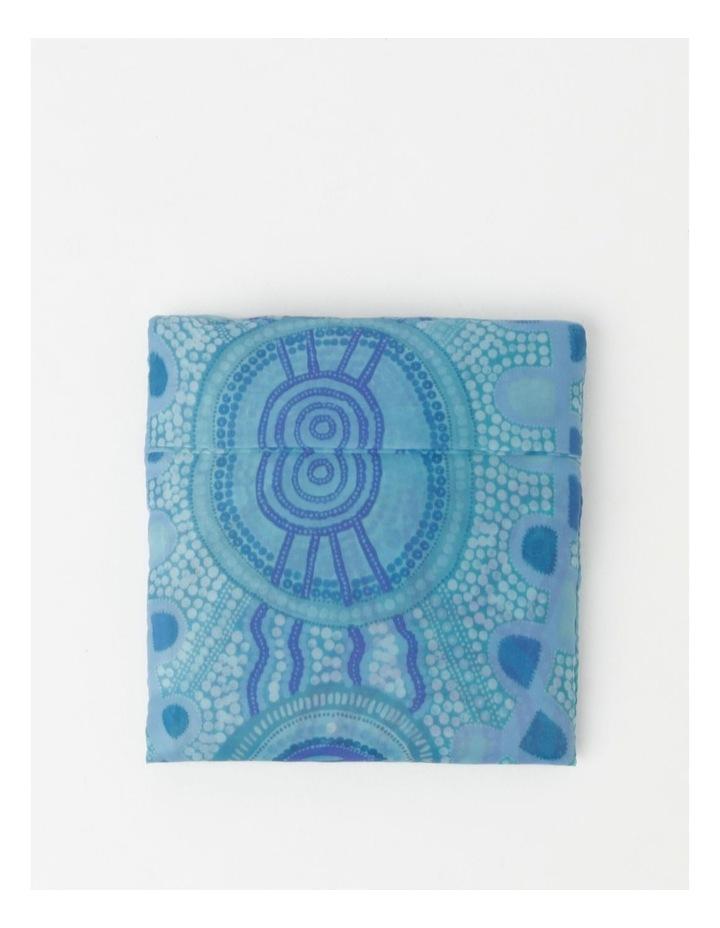 Blue Meeting Place Shopper Bag image 2
