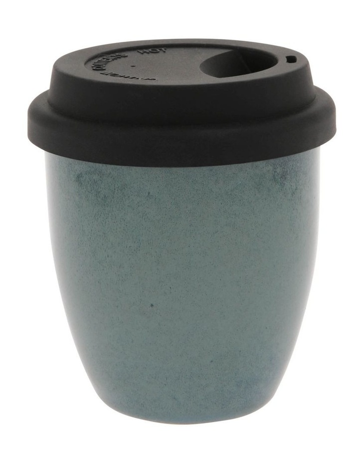 Double-Layer Travel Mug in Blue image 1
