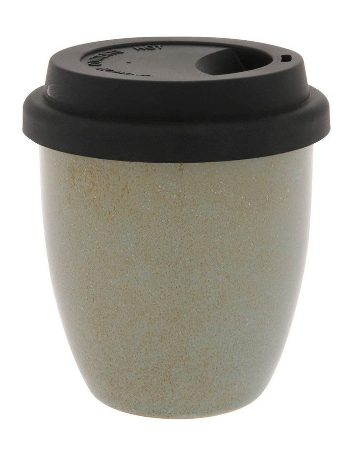 Double-Layer Travel Mug in Green image 1