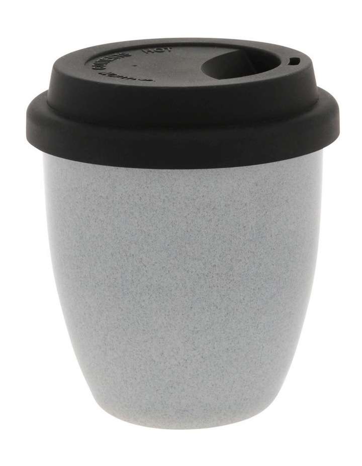 Double-Layer Travel Mug in Grey image 1